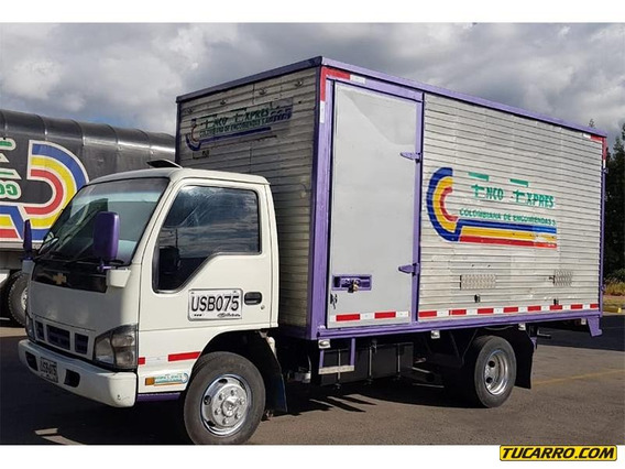 Chervolet Npr Camión Furgón