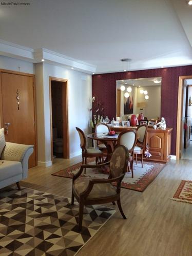 Imagem 1 de 30 de Apartamento No Condomínio Terraços Da Serra - Jardim Trevo - Jundiaí. - Ap06124 - 69426912