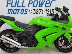 Kawasaki Ninja 250r 2009 Verde