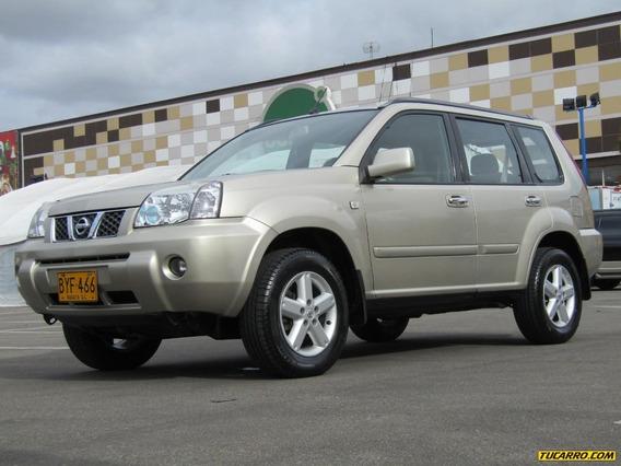 Nissan X-trail Clasic Mt 2500 Aa Ab Abs 4x4