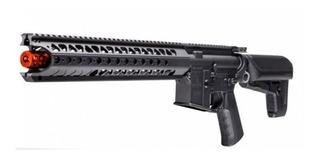 Rifle Airsoft Krytac Aeg War Sport Lvoa-c+n.f #frete Gratis#