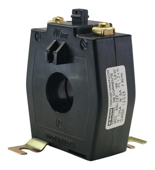 Kit 10 Transformador De Corrente (tc) 100/5a Kr 127 Kron C/caixa Novo