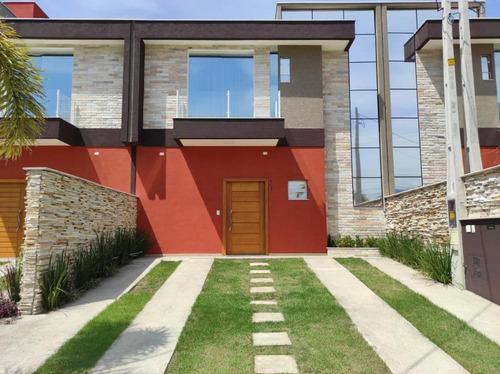 Casa Com 3 Dormitórios À Venda, 120 M² - São Lourenço - Bertioga/sp - Ca3420