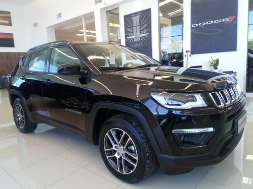 Jeep Compass Sport 2021 Anticipo $1.103.190 Cuotas En Pesos