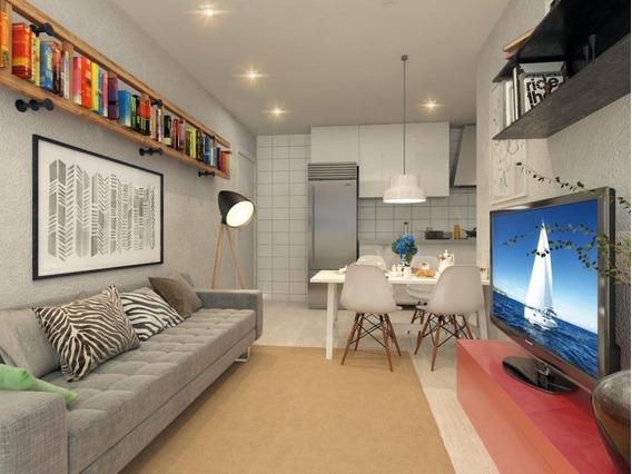 Apartamento Com 2 Dormitórios À Venda, 41 M² Por R$ 160.000 - Jardim Miray - Itaquaquecetuba/sp - Ap6684