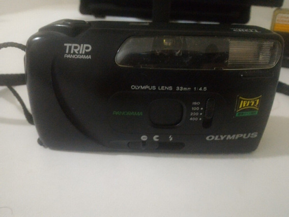 Olympus Trip Panorama 1991