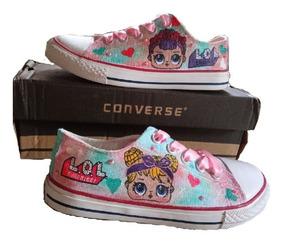 Zapatos Converse All Star Niños (28 -35) Made In Vietnam