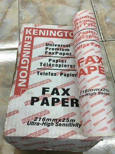 Papel Para Fax