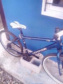 Bicicleta Cannondale F 700 - Horquilla A Reparar- Mudanza