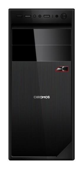 Computador Desktop Intel Core I3 4gb 500gb Windows 10 Pro