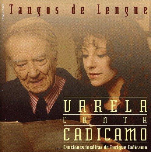 Adriana Varela - Tangos De Lengue - Cd