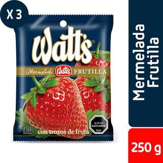 Pack 3 - Watt