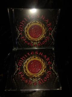 Whitesnake Flesh & Blood Cd Nuevo Original Sellado