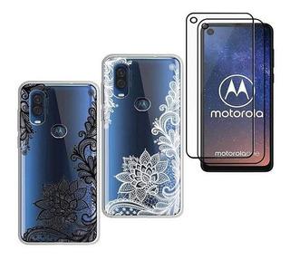 Celular Motorola One Vision 128gb Negociable . Mem.ext.64gb