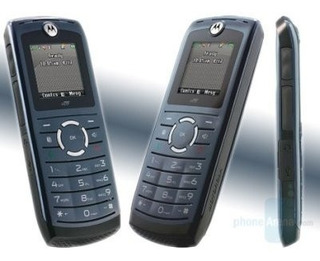 Radio Nextel Modelo I290 I296 Color Negro Version Gris Libre