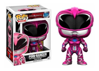 Funko Pop Pink Ranger Prm