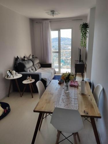 Apartamento À Venda, 55 M² Por R$ 215.000,00 - Jardim Capri - Guarulhos/sp - Ai7080
