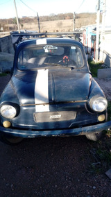 Vendo Fiat 600s,funcionando Perfecto,radio,likido!!!! 2200