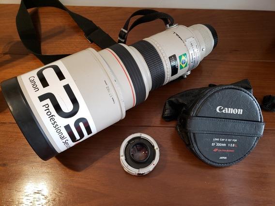 Canon 300mm F 2.8 L