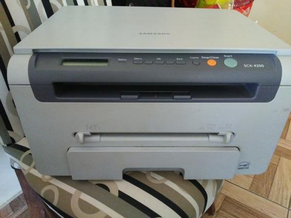 Impressora Samsung A Laser 4200