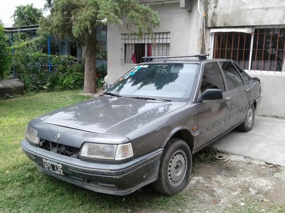 Renault 21 Gris Gnc
