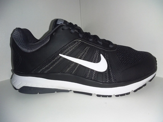 Tenis Nike Wmns Dart 12 Msl Cor Preto Branco Ref: 831539001