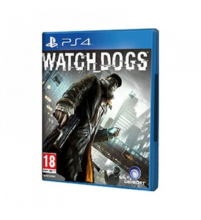 Watch Dogs Ps4 - Juego Fisico - Prophone