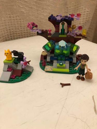 Lego Elves Farran And The Crystal Hollow. Modelo 41076