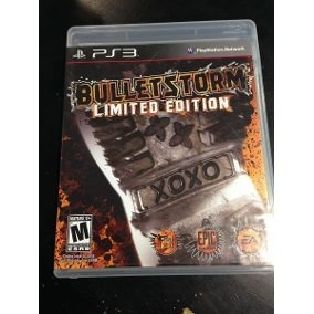 Bulletstorm - Limited Edition Midia Fisica - Playstation 3