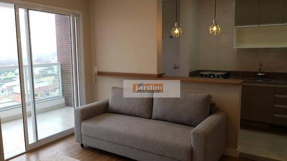 Apartamento Residencial Para Venda E Locação, Jardim Hollywood, São Bernardo Do Campo. - Ap5147