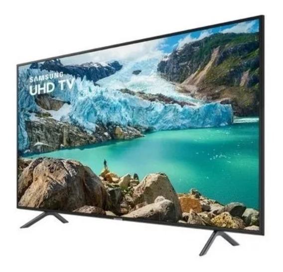 Start Tv Led 55 Samsung Ru7100 Ultra Hd 4k Hdmi Usb Wifi