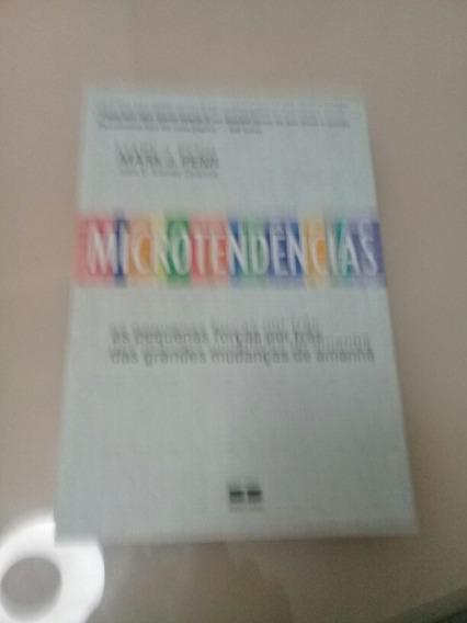 Livro Microtendencias Mark J. Penn