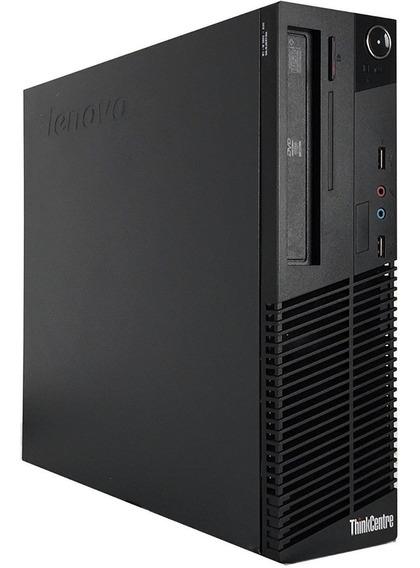 Cpu Lenovo Thinkcentre M82 Sff G2020 Ram 4gb Hd 250gb