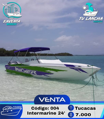 Lancha Intermarine 24