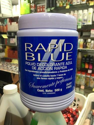 Rapid Blue 500 Gr. Oferta En La Descripción.