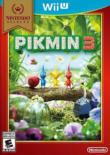Pikmin 3 - Nintendo Wii U - Nuevo Y Sellado