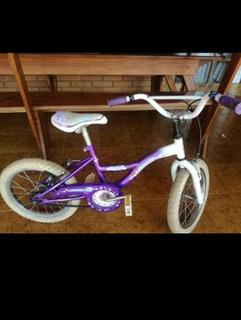 Bicicleta Nena! Rodado 16