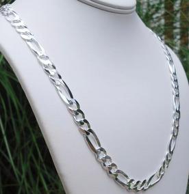 Correntinha Inox Banhada Em Prata 925 - Comprimento 60x1 2