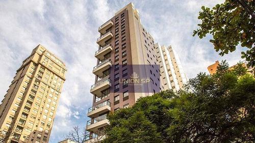 Apartamento À Venda, 117 M² Por R$ 2.340.000,00 - Paraíso - São Paulo/sp - Ap29213