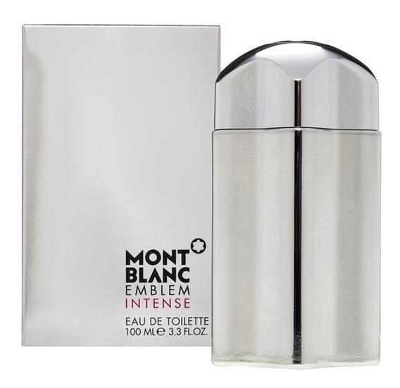 Mont Blanc Emblem Intense 100 Ml Edt Spray De Mont Blanc