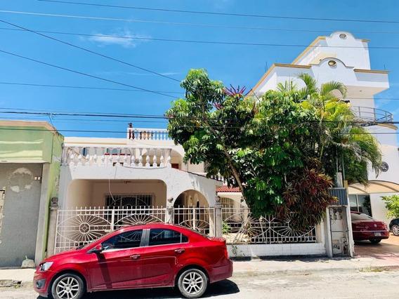 Casa En Venta 4 Recamaras En La Col Gonzalo Guerrero Playa Del Carmen