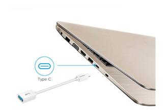 Adaptador Thunderbolt 3.0 Usb C Otg Macbook 12 Chromebook