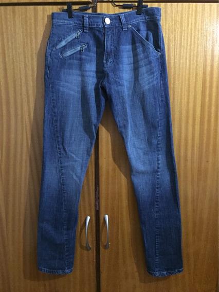 Calça Jeans Ellus Original Tamanho 36 Grande Semi Nova