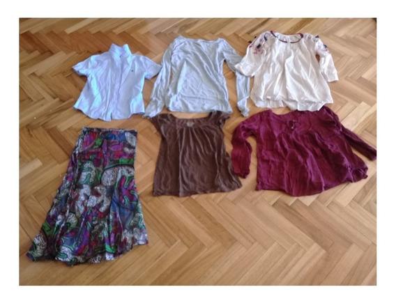 Lote De Ropa De Mujer Camisa Vestido Palermo Z Norte Envios