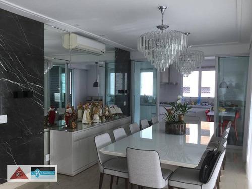 Imagem 1 de 30 de Apartamento Com 3 Suites À Venda, 265 M² Por R$ 3.200.000 - Jardim Anália Franco - São Paulo/sp - Ap3789