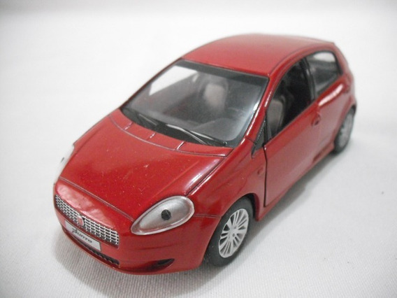 Miniatura Fiat Punto Usado Bom Estado Codr