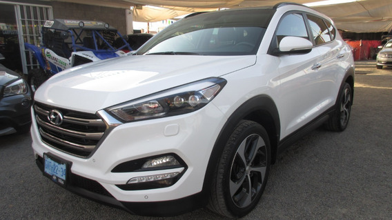 Hyundai Tucson Limited Teach 2016