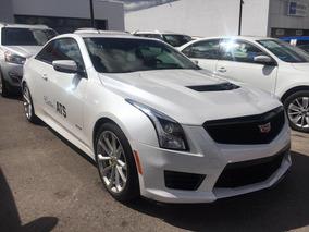 Cadillac Ats Coupé V Series 2016
