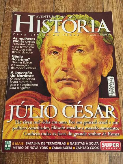 Revista Aventuras Na História Para Viajar No Tempo - Ed. 14