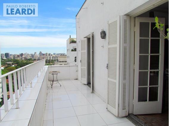 Cobertura Jardim América - São Paulo - Ref: 517210